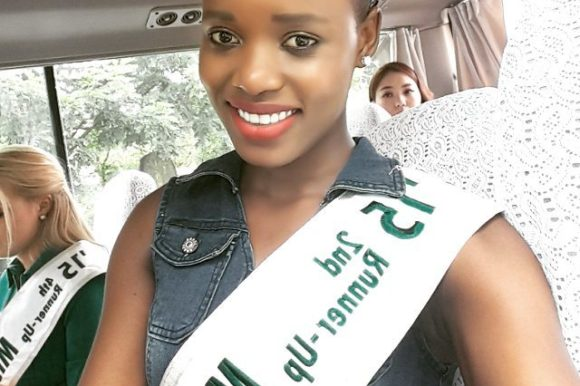 Miss International 2015 Eunice