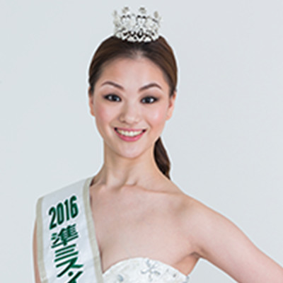 2016 Runner-UP Miss International Japanese Delegate Saki Kawaguchi